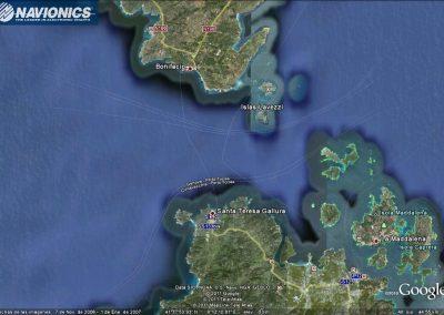 Isla Lavezzi - Bonifacio